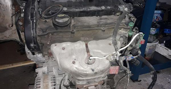Peugeot 207 1 4 16v Cikma Motor