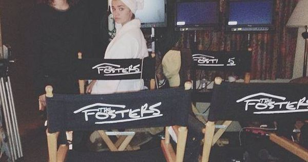 Alex saxon maia mitchell and the fosters on pinterest