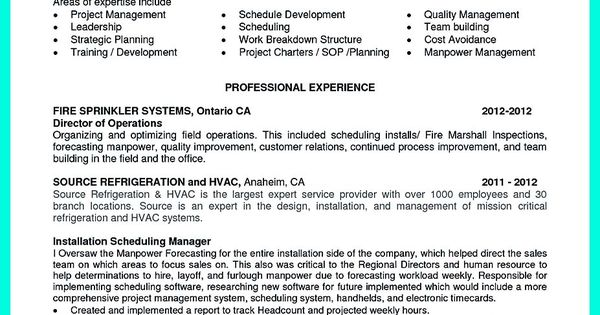 Awesome Perfect Construction Manager Resume To Get Approved Resume Examples Professional Resume Examples Basic Resume Examples