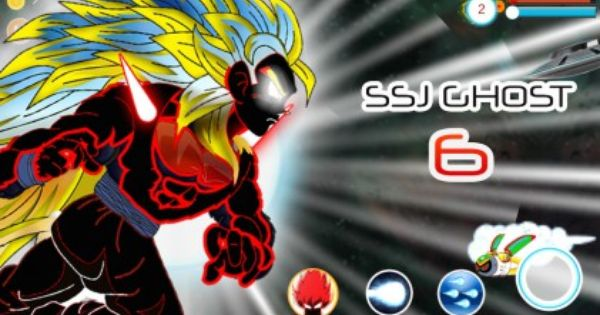 Dragon Ghost Saiyan Warrior Cradiff Team Dragon Dragon Ball Z