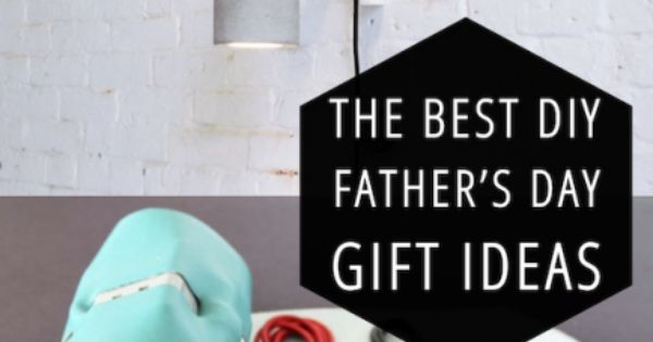 Diy father gifts