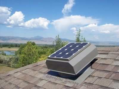 By Ensuring You Install A Proper Solar Attic Ventilation You Can Ensure That Your Household Power Bills Are Lowered In Additio Solar Attic Fan Solar Attic Fans