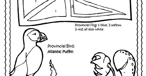 newfoundland coloring pages - photo#27