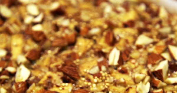 Apple Cinnamon Quinoa Breakfast Bake | Recipe | Quinoa Breakfast ...