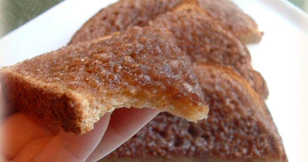 I damn you Pioneer Woman!!!!! Cinnamon Toast the Pioneer Woman Way -