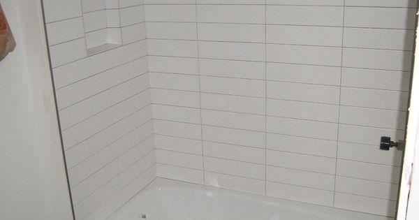 White Ceramic Subway Tile Shower Fascinating History