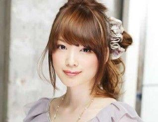 Cute Japanese Hairstyle With Bangs Hairstyles Weekly Hair Styles Japanese Hairstyle Hairstyles With Bangs