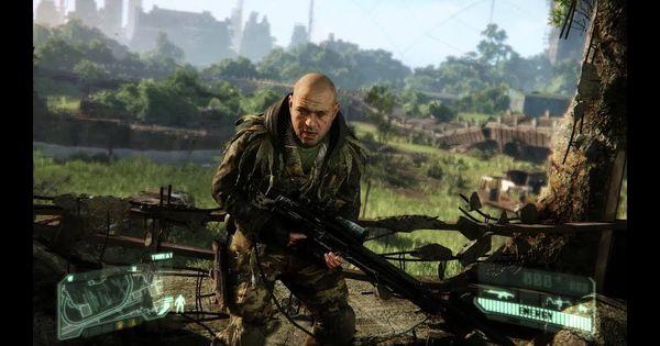 Crysis 3 Gameplay Walkthrough Part 7 Post Human Post Human Gaming Gear Acrobatics