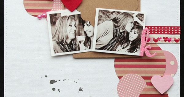 Scrapbook Your Valentines Day Memories