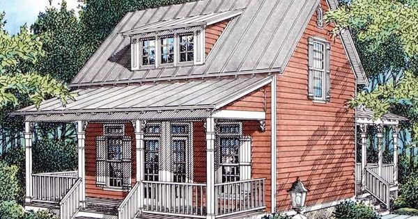 Eplans Cape Cod House Plan Compact Energy Saving Design