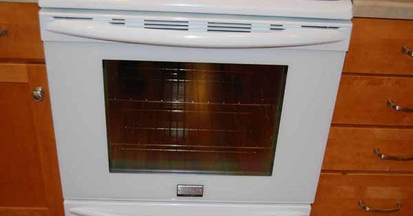 How to clean between the door glass of an oven door/ good