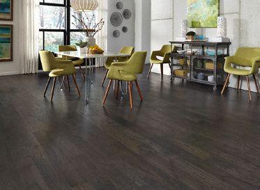 Virginia Mill Works Engineered 3 8 X 5 Black Forest Oak Distressed Hardwood Floors Distressed Hardwood Engineered Flooring