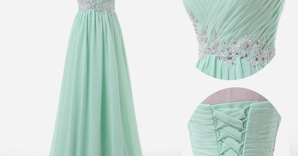 2015 Plus Size Long Dress BEADED Prom Evening Gown Ball Party Bridesmaid
