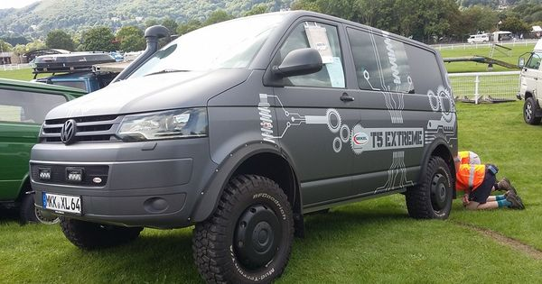 Seikel T5 Extreme Vw T5 4motion T6 Pinterest