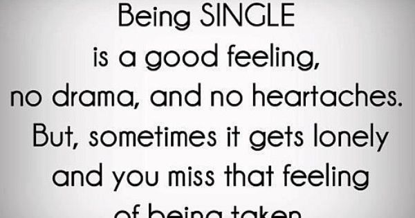 Single Being Happy Quotes