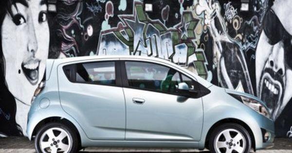Daewoo Matiz Creative 2010 Poster Car Posters Poster