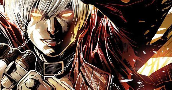 Devil May Cry Ceasar Ian Muyuela...... !!!! bleach