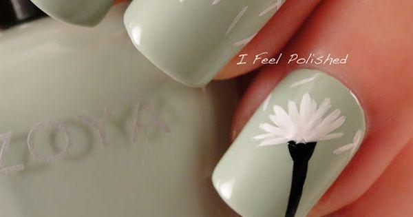 Spring nails | See more at http://www.nailsss.com/... | See more nail designs