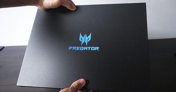 2020 Acer Predator Helios 300 Unboxing Predator Acer Helios