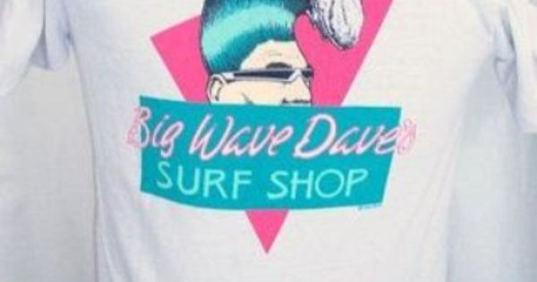 vtg 80scrazy shirts hawaiibig wave dave surf shop 05
