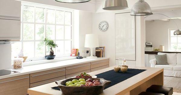einrichtungsideen kleine kueche runder k cheninsel. Black Bedroom Furniture Sets. Home Design Ideas