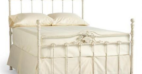 Shell Seeker Bed Iron Bed Frame Iron Bed Bed