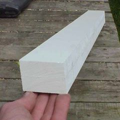 Window Sill Made From Two Pieces Of Azek Glued Together Pvc Trim Window Trim Exterior Window Casing