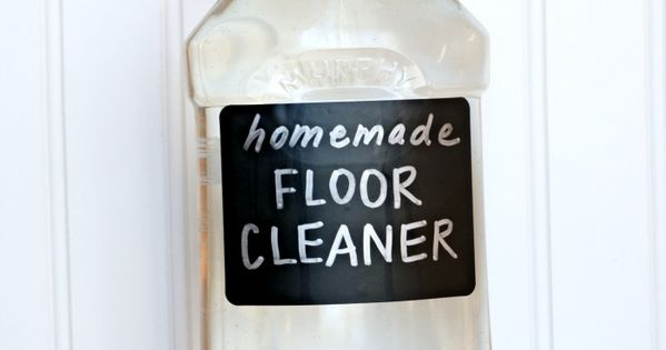 Diy Mopping Solution Works Great For Most Floors Woods