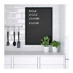 Klatta Decorations Adhesives Tableau Noir Ikea Sticker Decor Blackboard Sticker Blackboards