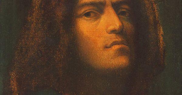 giorgione self portrait 1510 captures renaissance art