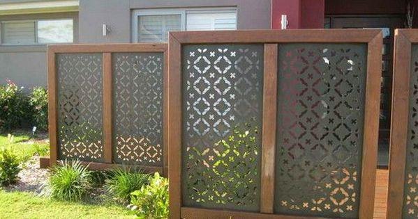 Privacy screens for decks home depot gardening for Home depot privacy screen