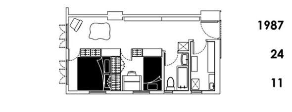 Casas Para El Siglo Xxi Pequenas Flexibles Y Mutables Tiny Apartment Apartment Architecture Home Board