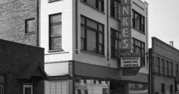 Finke 39 S Furniture Store 37 Steps From Main On 7th Remember When In Evansville Indiana