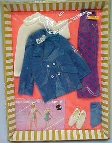 Ken Doll Vintage Clothes Identified 1971 Vintage Barbie Dress Barbie Wardrobe Ken Doll