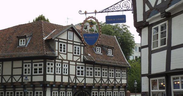 Braunschweig Deutschland Timber House House Styles Architecture