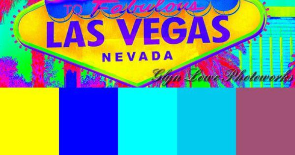 Welcome To Las Vegas Sign 38 Gmc Color Scheme Las Vegas Sign