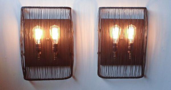 Cooper River Bridge Sconce Sconces Restoration Lighting Wall Lights