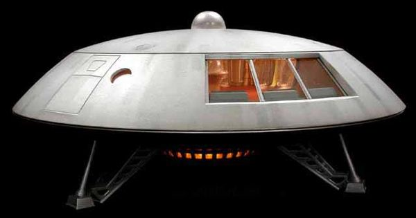 Jupiter 2 Lost In Space Sci Fi Spacecraft Pinterest