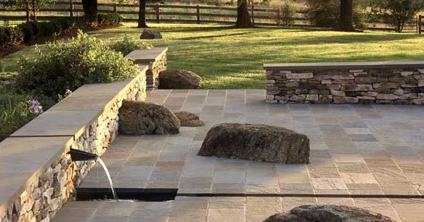 Nelson byrd woltz tupelo farm great inspiration for an for Landscaping rocks nelson