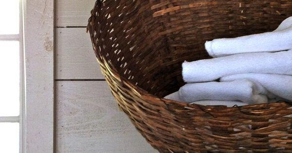 French Grape Harvesting Baskets Resemble Italian Olive