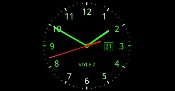 Top Android Analog Clock Live Wallpaper 7 Analog Clock Live Wallpaper 7 Free Download Clock Wallpaper Analog Clock Clock