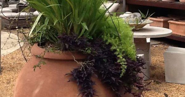 Duh Home And Garden In Pensacola Fla Garden Containers Are Dreamers Pinterest Gardens