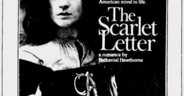 the role of symbols in the scarlet letter by nathaniel hawthorne Nathaniel hawthorne's the scarlet letter  dimmesdale and the oligarchic fathers of the community take the role   he fixed on a use for them as symbols of.