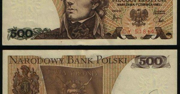 Marienburg Pl Zobacz Temat Pieniadze Prl Poland History Bank Notes Poland