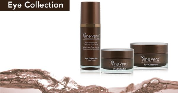 Resveratrol Eye Collection Age Defying Eye Serum Oils For Skin Healthy Skin Care Body Lotions