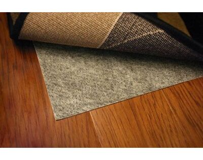 Threadbind Dual Surface Non Slip Rug Pad 0 1 Rug Pad Size Rectangle 9 10 X 13 8 In 2020 Nonslip Rug Reversible Rug Rugs
