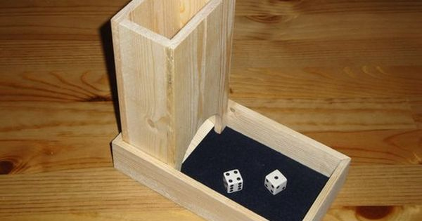 Build Your Own No Frills Dice Tower Illustrated