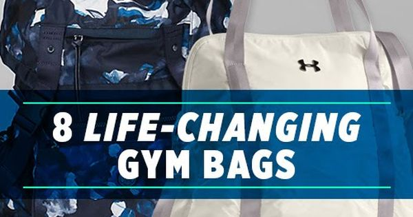 8 Gym Bags You Need in Your Life ASAP | Womens Health