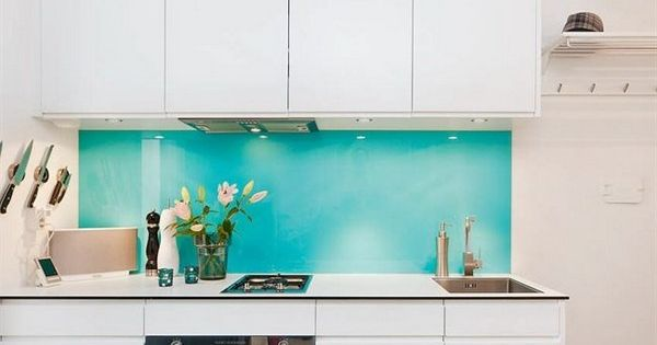 glass splashback-had one in my last kitchen & I will have one