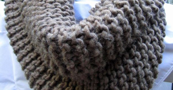 Knitting Casting Off Garter Stitch : Garter stitch cowl mm knitting needles balls of